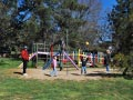 KQ Ranch Resort - Kids playing at the playground