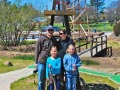 KQ Ranch Resort - Family enjoying the resort