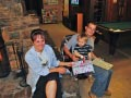KQ Ranch Resort - Family bingo at the clubhouse