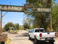 KQ Ranch Resort - KQ front gate and sign