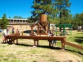 KQ Ranch Resort - Kids go gold mining!