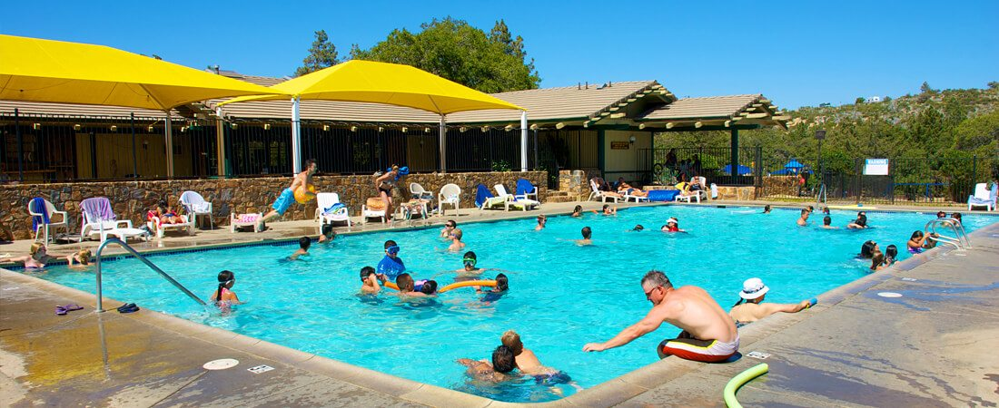 KQ Ranch RV Resort - Pool