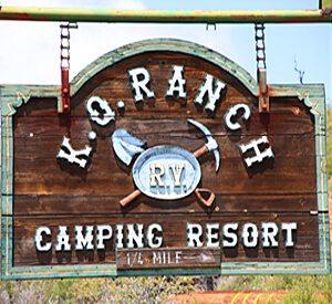 KQ Ranch Resort, rv campgrounds, rv resorts