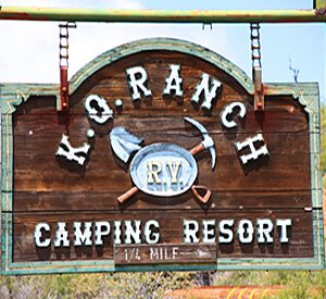 KQ Ranch Resort, rv campgrounds, rv resorts, Julian ca