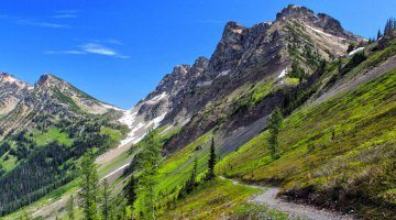 Pacific Crest Trail & National Park